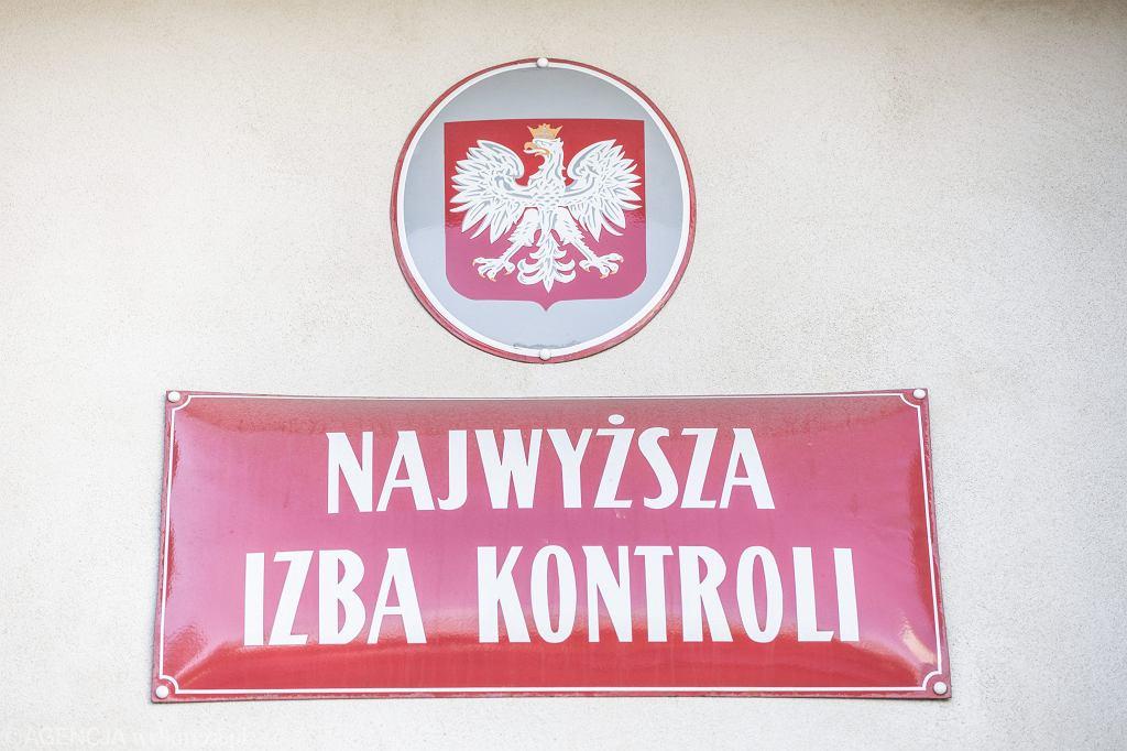 Siedziba NIK, Warszawa, 24 kwietnia 2018
