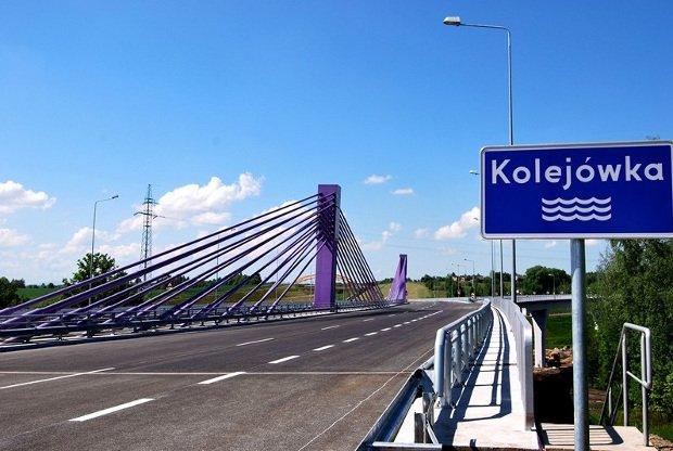 Autostrada A1 do granicy z Czechami