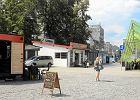 Bazar wraca na plac Defilad. Tadeusz Koss: Nie dam z siebie zrobi� ogrodnika