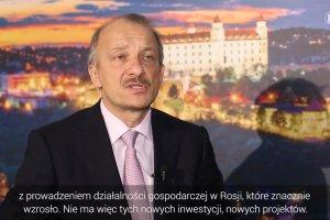 Siergiej Aleksaszenko: Rubel nie upadnie, ale będzie tracił na wartości