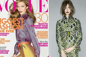 Karlie Kloss w Vogue UK uczy jak nosi� garnitur