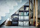 Jak wykorzystać miejsce pod schodami?