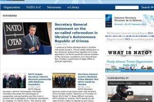 Hakerzy z Cyberberkutu zaatakowali strony internetowe NATO