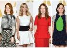 Marion Cotillard, Emma Stone, Reese Witherspoon, Julianne Moore i Rosamund Pike na przyjęciu w Beverly Hills. Która z nich dostanie Oscara?
