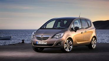 Opel Meriva (fot. GM)
