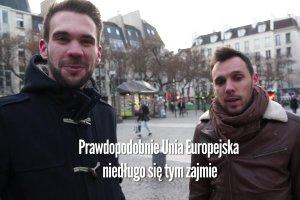 Reakcje Francuz�w na ostatnie wydarzenia w Polsce