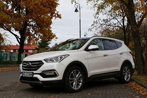 Hyundai Santa Fe 2.0 CRDi - test. Miłość od trzeciego wejrzenia