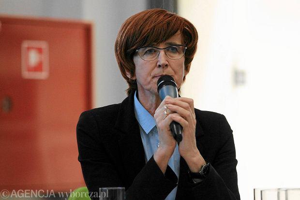 """Rafalska: kluczowe elementy projektu """"Rodzina 500 plus"""" niezmienione"""