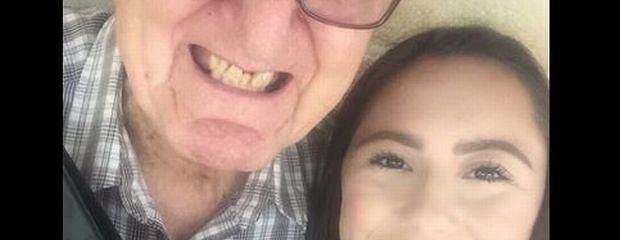 W domu dziadek, na uczelni kolega z �awki. 82-latek i jego wnuczka w�a�nie zacz�li razem studiowa�