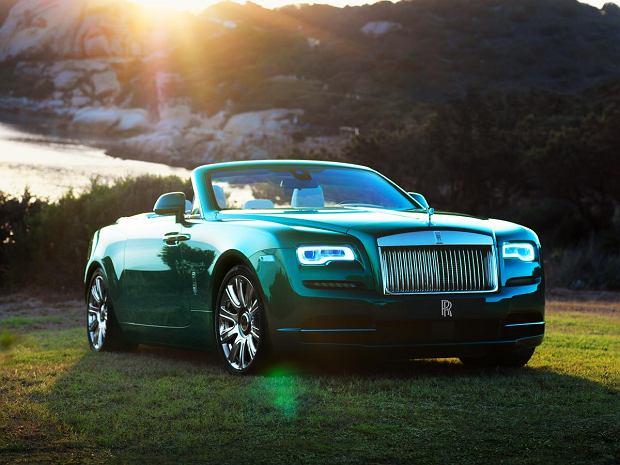 Rolls-Royce bije rekordy sprzedaży