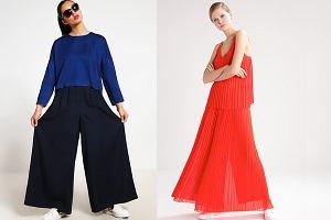 Spodnie jak spódnica - podwójne oblicze, podwójne możliwości!