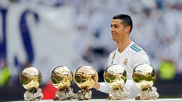 Cristiano Ronaldo i jego Złote Piłki