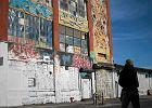 Najwi�ksza na �wiecie galeria graffiti zamalowana. Arty�ci s� w�ciekli