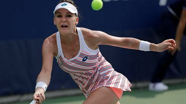 US Open 2018. Agnieszka Radwańska