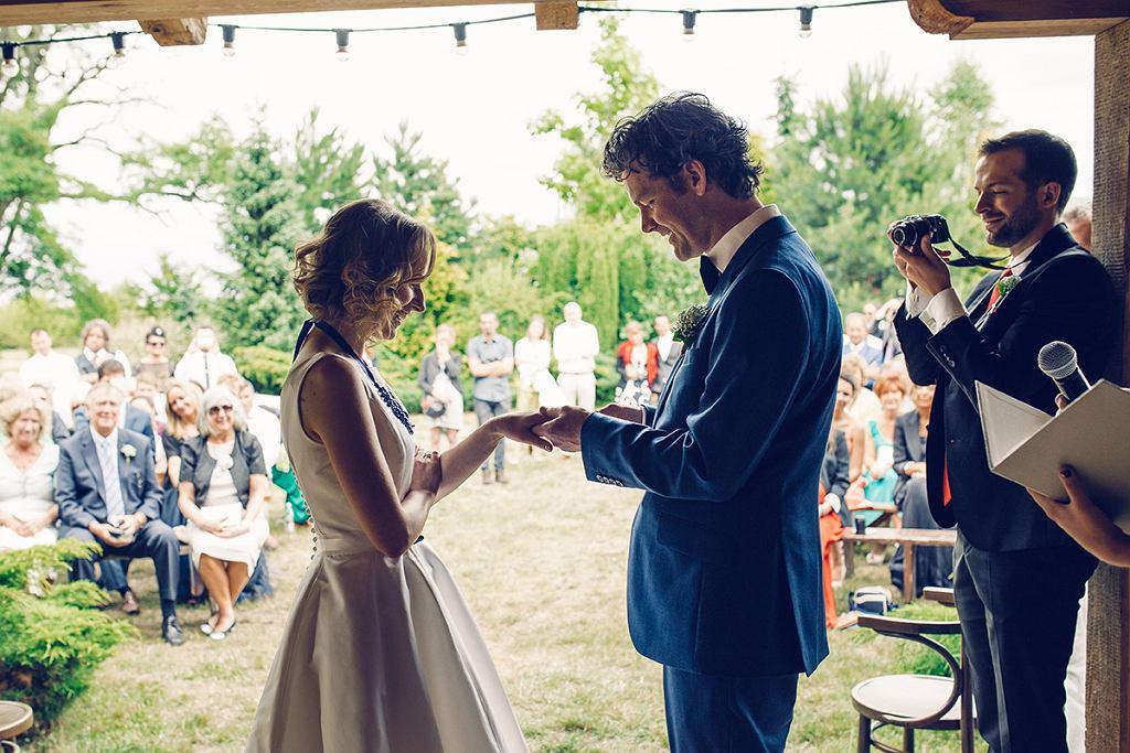 Ślubów humanistycznych udziela się w Polsce od 2007 roku (fot. Piotr Hołub)