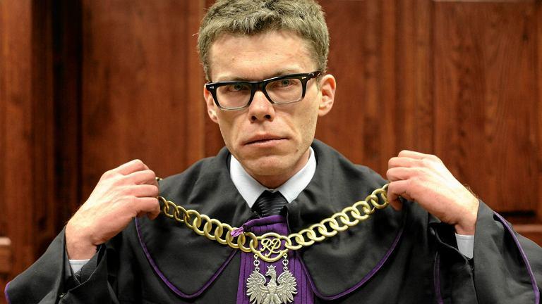 Sędzia Igor Tuleya (fot. Sławomir Kamiński/AG)