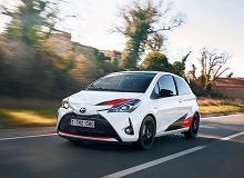 Toyota Yaris GRMN - powrót sportowego ducha!
