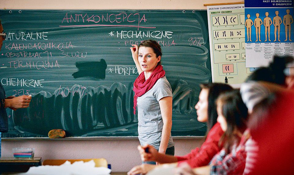 Edukacja sexualna w polsce