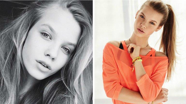 Iga Lis - nowa twarz agencji Model Plus