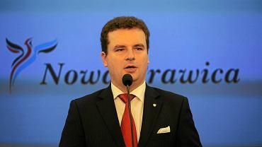 Jacek Wilk, kandydat na prezydenta KNP