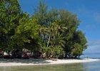 Globalne ocieplenie zatopi�o ju� pi�� z Wysp Salomona