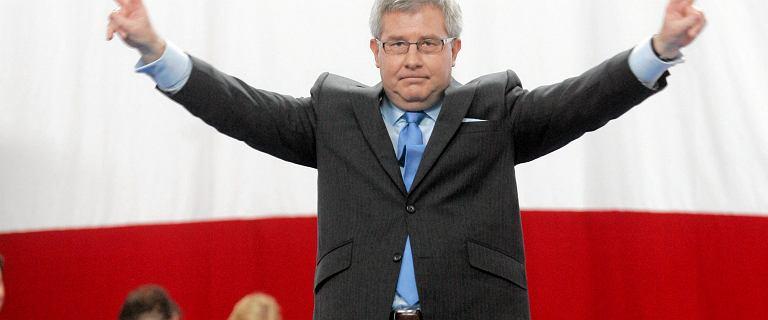 Ryszard Czarnecki w dziesiątce najgorszych europosłów. Razem z nim na liście m.in. była terrorystka