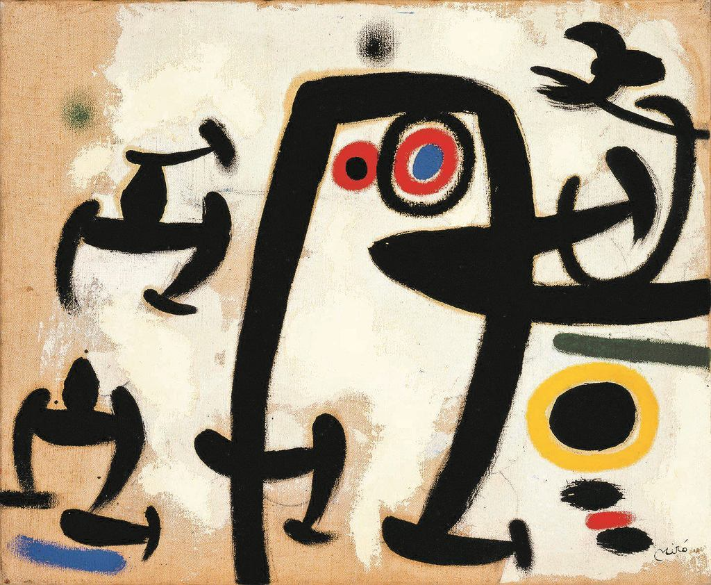 Joan Miró  /  Successió Miró / LITA, Bratislava 2016 / Joan Miró  /  Successió Miró / LITA, Bratislava 2016