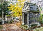Cmentarz Pere-Lachaise w Pary�u, Francja / shutterstock