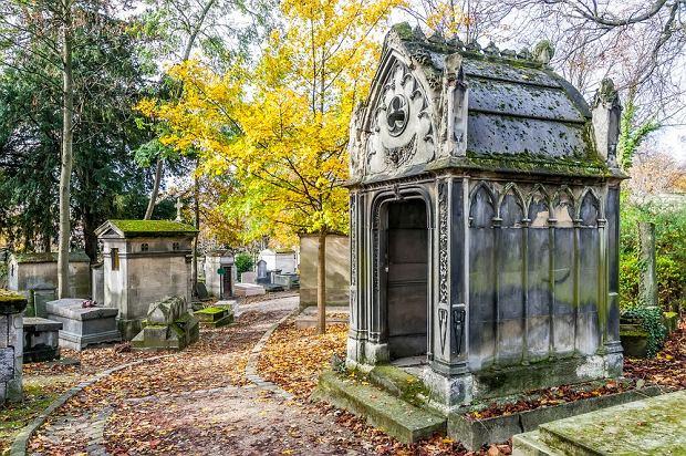 Groby znanych Polak�w na europejskich cmentarzach [WILNO, LW�W, PARY�]