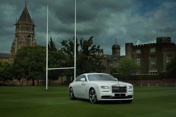 Rolls-Royce Wraith | Historia rugby