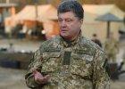 Poroszenko przyjmuje rezygnacj� ministra obrony Ukrainy