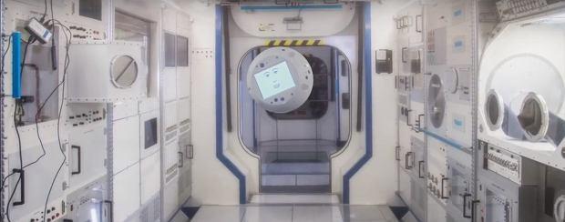 Lewitujący robot w kosmosie? IBM wyśle sztuczną inteligencję na orbitę/YouTube.com