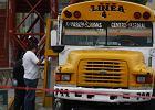 Ubrana na czarno blond-m�cicielka z Juarez zabija kierowc�w w odwecie za gwa�ty