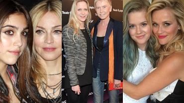 Sławne mamy i ich piękne córki