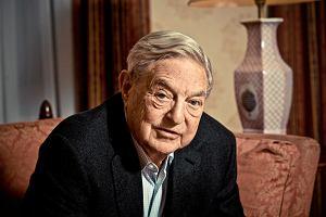 George Soros zrobił przelew za 18 miliardów dolarów. W ten sposób przekazał prawie cały swój majątek na dobroczynność