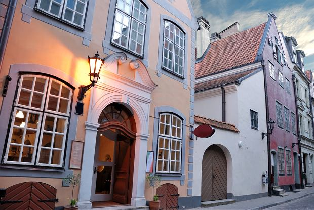 Łotwa. Stara Ryga