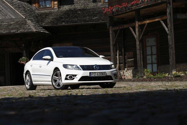 Volkswagen CC 2.0 TSI R-Line | Test | Cenny Comfort