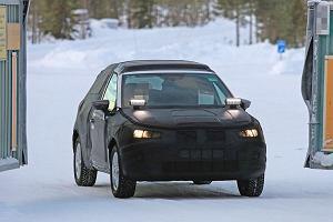 Prototypy | Seat Arona | Testy w śniegu