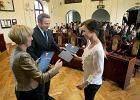 Ju� od I roku studi�w dostaj� stypendium. Bo wybrali Bydgoszcz