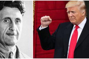 George Orwell i Donald Trump