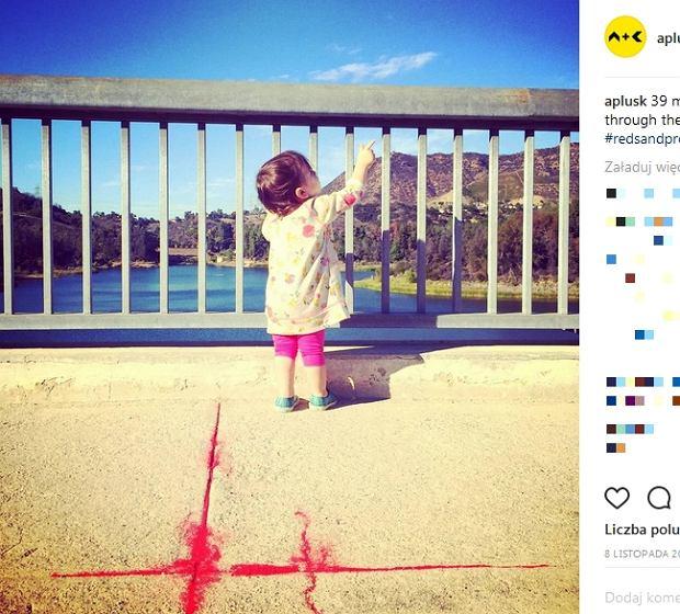 Zdjęcie numer 4 w galerii - Ashton Kutcher pierwszy raz pokazał zdjęcie syna. Koszulka chłopca to hit.