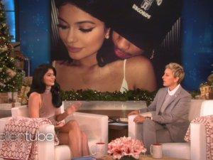 Kylie Jenner u Ellen