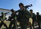 """Krym: """"prorosyjskie wojsko"""" zaj�o terminal promowy w Kerczu"""