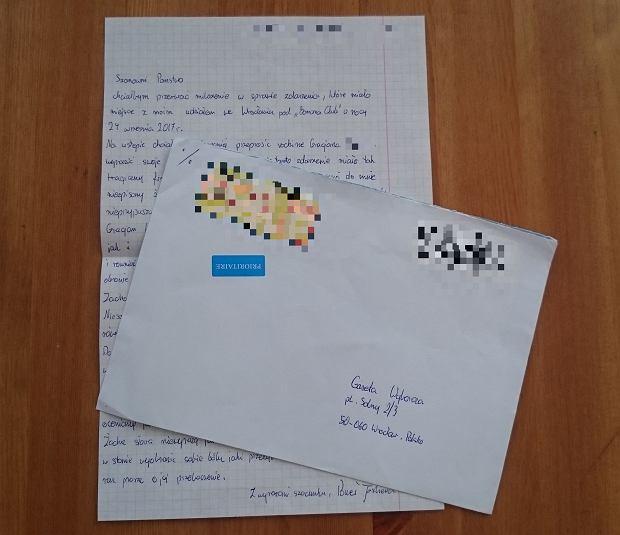 """Ścigany za śmiertelne pobicie 24-latka pod dyskoteką wysłał list do gazety: """"Nie chciałem zabić Gracjana"""""""