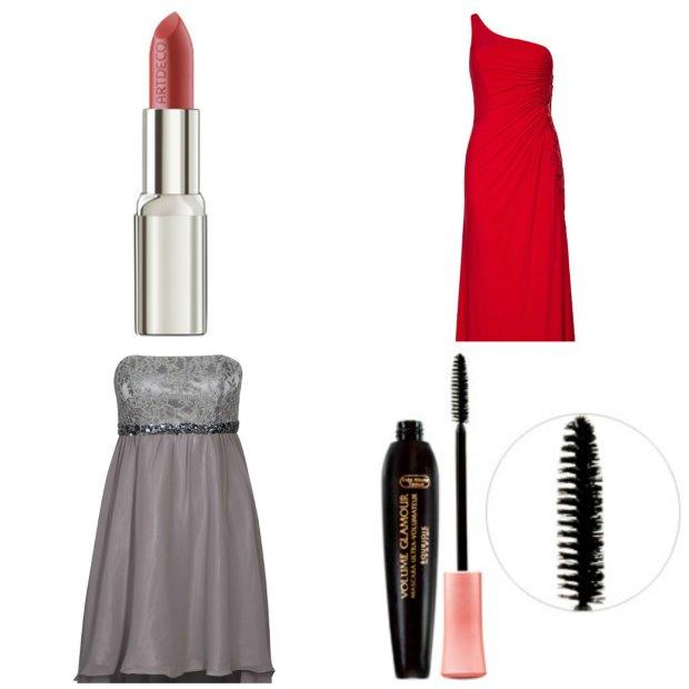 Jak dobrać makijaż do sukienki