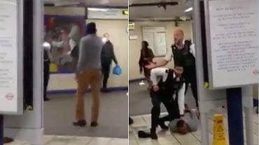 Napastnik został zatrzymany przez policję