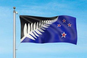 Nowozelandczycy wybrali w referendum projekt nowej flagi