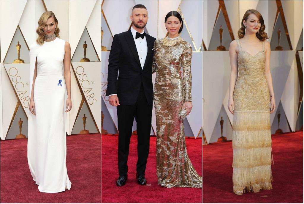 Oskary 2017: Najlepiej ubrani