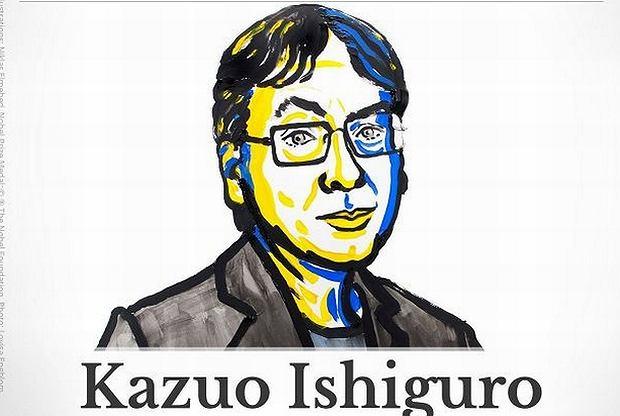 Literacka Nagroda Nobla dla Kazuo Ishiguro