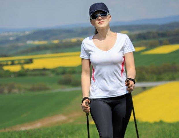 Spacerowanie sposobem na odchudzanie -  jak chodzenie uczyni� podstaw� skutecznego odchudzania?
